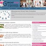 site de  Formation Gérontologie cree par www.developpeur-blog.com