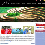 creation site voyage au vietnam par developpeur-blog.com