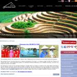 création site agence voyage au vietnam