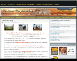 creation d'un blog sur le vietnam par developpeur blog