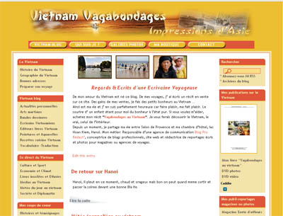 creation blog voyage  vietnam