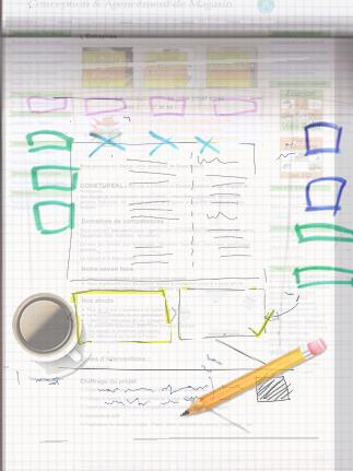 Réalisation du cahier des charges pour la création d'un site