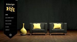 création blog agence de decoration