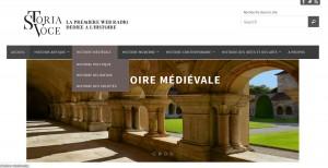 Christophe Dickès menu déroulant  blog storiavoce