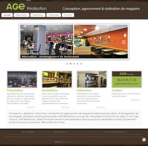 creation site entreprise installation magasin