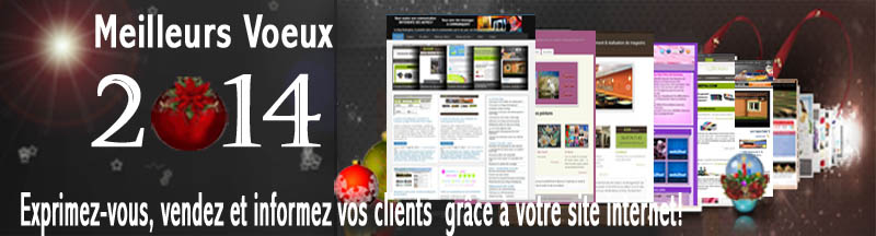 voeux webmaster creation de blog