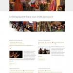 Ivana String Quatuor à cordes féminin