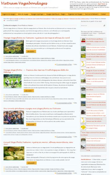 referencement blog agence de voyage
